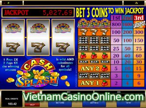 Cash Splash Slots